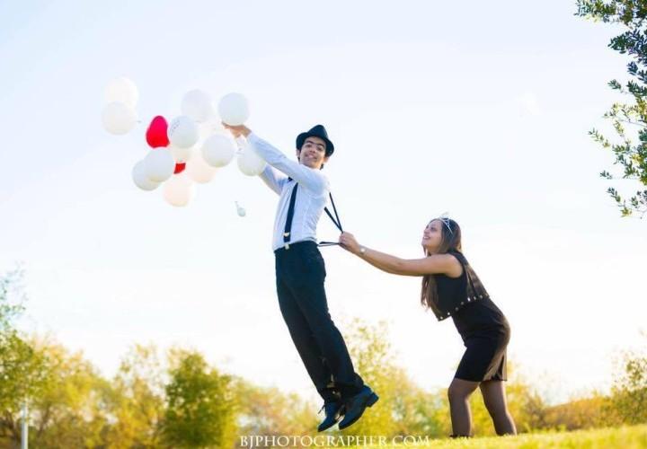 Liza & David proposal day