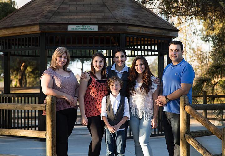 Nour's Family