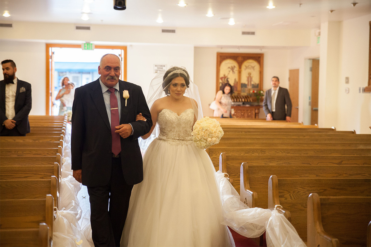 Nancy and John Wedding
