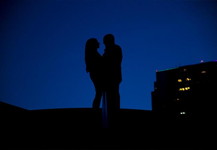 Terri & Amgad love story
