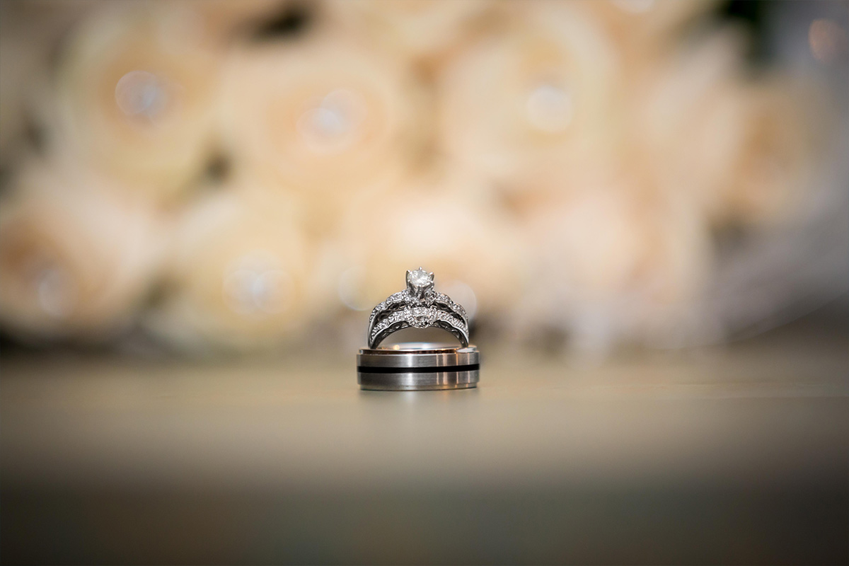 ring bride wedding