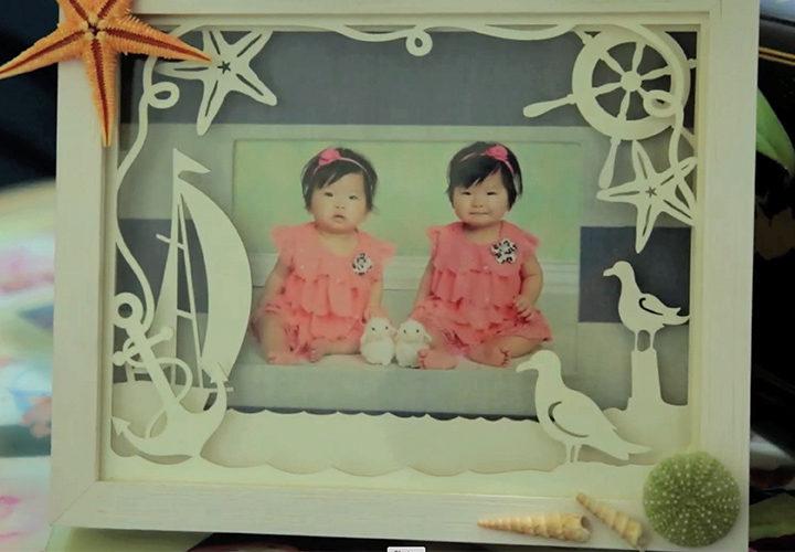 Ayris & Ayla's First Birthday