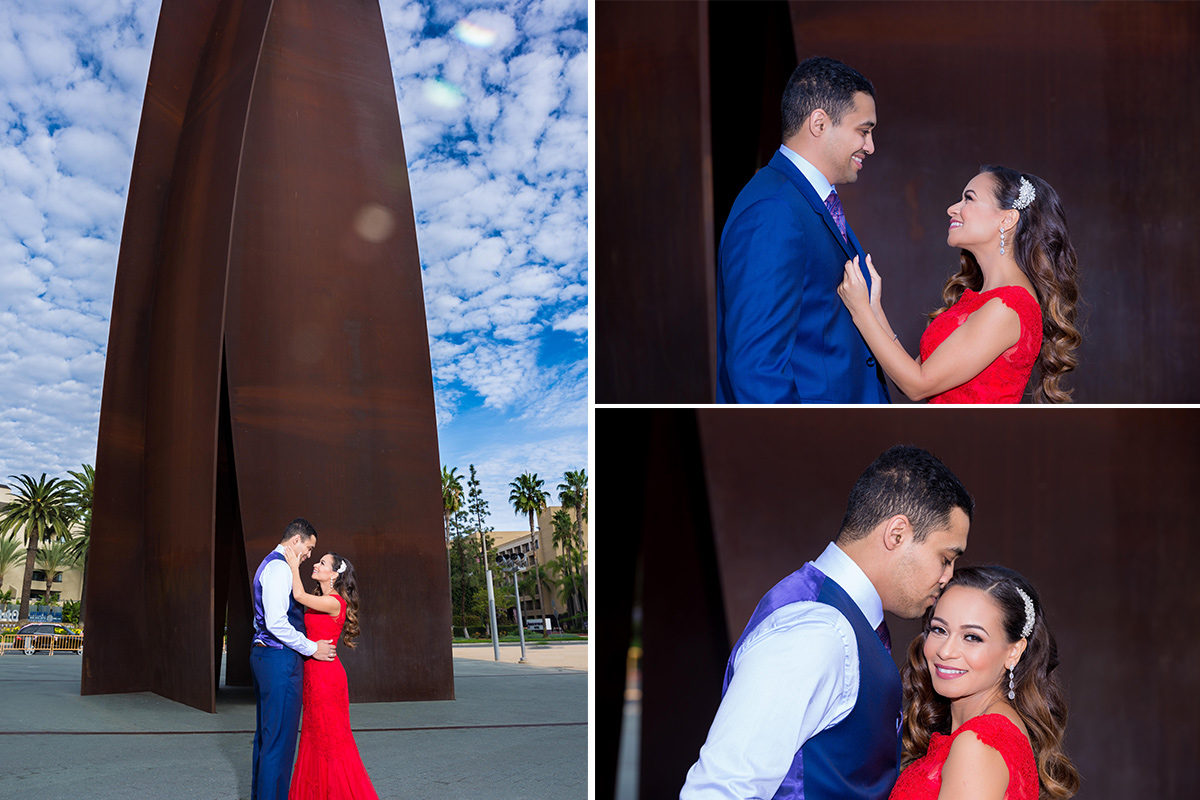 Christien and Michael engagement session