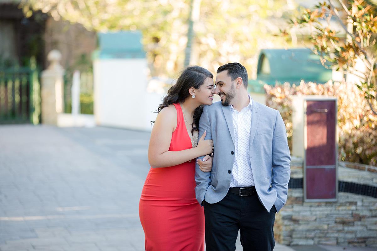 Monika and Romany engagement