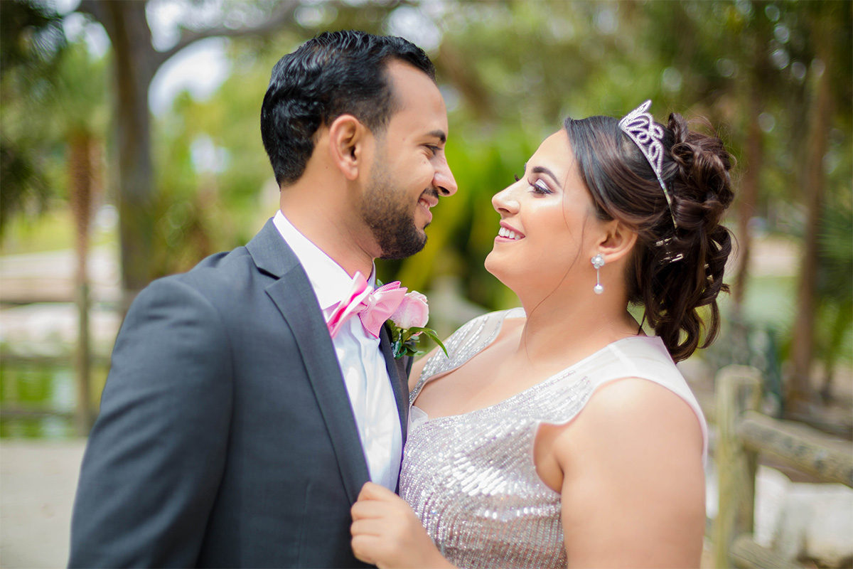 Nousa and bassem engagement session