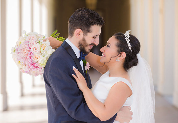 Yostina & Charlie Wedding