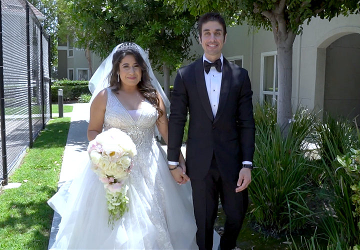 Monica & Karim Wedding