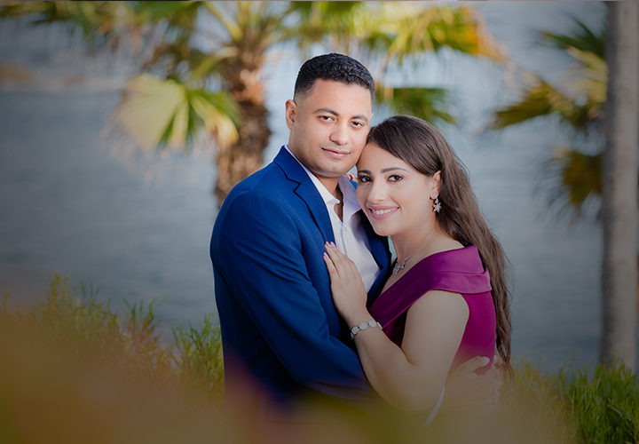 Merna & Jan Love Story