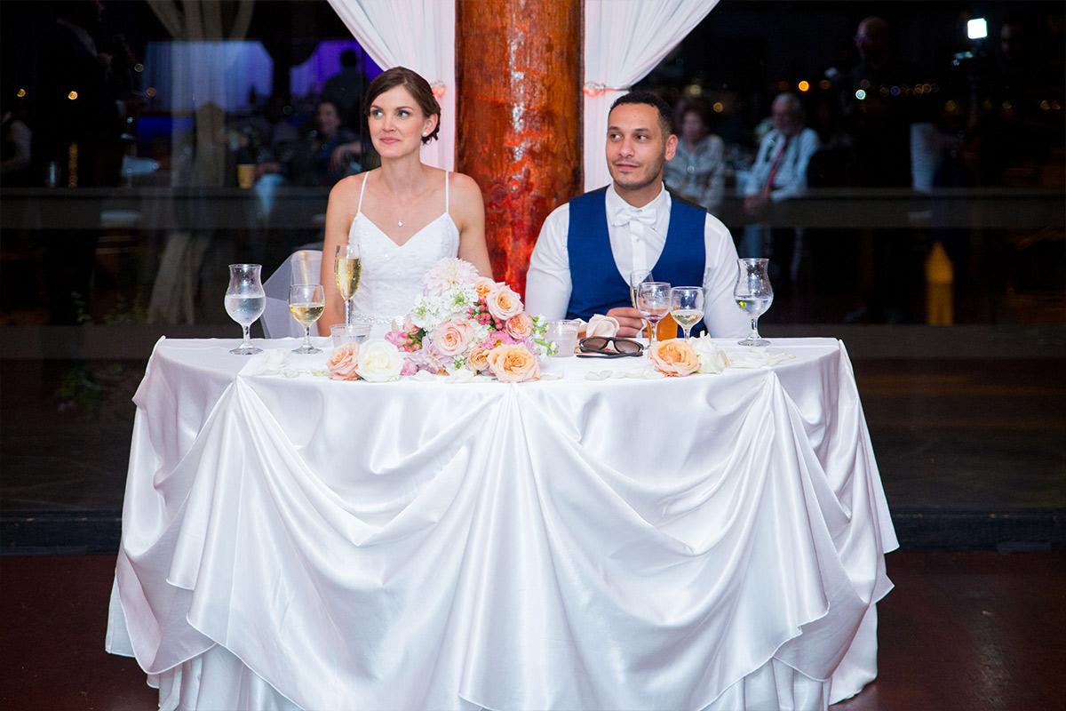 Sharraya & Martin's wedding