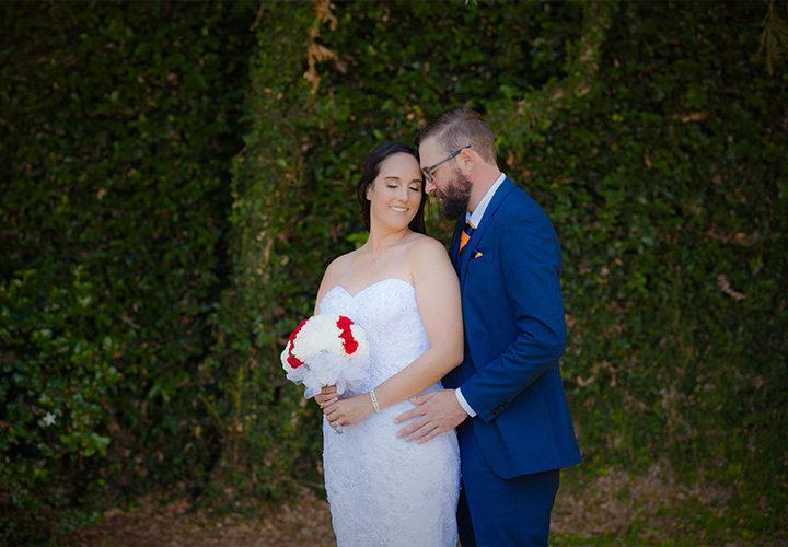 Sara & Aaron  Weeding_Highlights